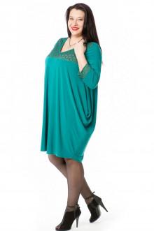 Платье 495 Luxury Plus (Изумруд)
