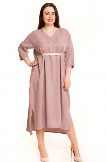 Платье 638 Luxury Plus (Розовый)