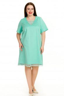 Платье 720 Luxury Plus (Бирюзовый)