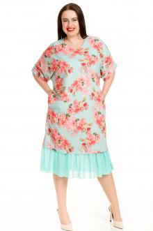 Платье 715 Luxury Plus (Светло-зеленый)