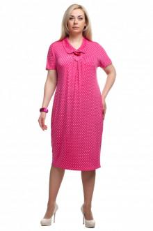 """Платье """"Олси"""" 1605028/4 ОЛСИ (Розовый)"""